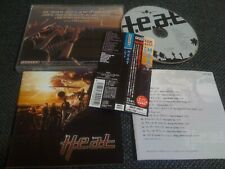 H.E.A.T. / heat / JAPAN LTD CD OBI