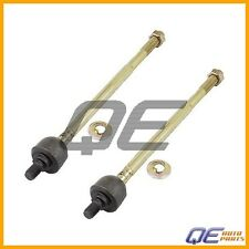 2 Front Inner Steering Tie Rod Assembly CTC 53521SF1003 for Honda Prelude 88-91