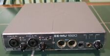 E-MU Creative Professional 1820 Audio/MIDI Interface System Unit Tested Working