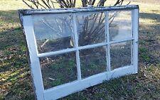 VINTAGE SASH ANTIQUE WOOD WINDOW FRAME PINTEREST RUSTIC 34x21 ETSY COUNTRY FARM