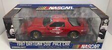 GREENLIGHT 1987 PONTIAC GTA DAYTONA 500 PACE CAR NASCAR 1:18 SCALE DIE CAST!