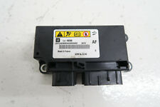 VAUXHALL ASTRA  2010-2015 SRS CONTROL UNIT AIRBAG 13574896 REF1340