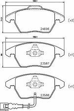Kit pastiglie TEXTAR 2469602 AUDI SEAT SKODA VW