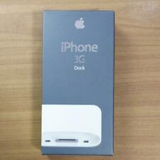 Apple iPhone 3G Dock Docking station for iPhone 3G 3GS MB484G/A Original USA