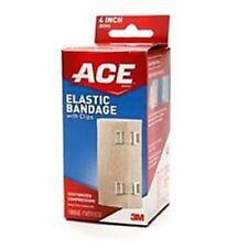 Ace 4 Inch Elastic Bandage - 1 ea, 5.3ftX4'' (3 Pack)