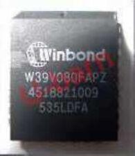 WINBOND W39V080FAPZ PLCC-32,1M ? 8 CMOS FLASH MEMORY