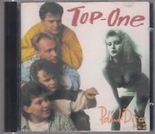 TOP ONE POLAND DISCO No. 2 1993 CD CASTON  OOP POLISH DANCE JAMROSE KASIA LESING