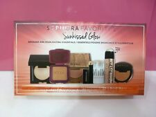 Sephora Favorites Sunkissed Glow 7 pc Set - Bronzer Highlighting New Sealed Box