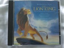 DISNEY 'THE LION KING ' OST CD  ELTON JOHN / TIM RICE