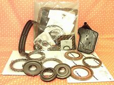 GM 4L60E 4L65E TRANSMISSION MASTER REBUILD KIT W/ BAND, FILTER, PISTONS 1998-03