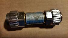 Keysight Agilent hp 8492A 3dB RF Mikrowelle Koaxial Attenuator 7mm APC-7