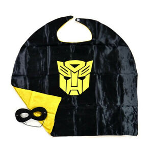 Superhero Capes and Mask for KIDS / TEEN / ADULT Costume Party Favors