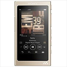 Sony Nw-A45 Nm Walkman A Series 16Gb Pale Gold 2017 F/S New Ems