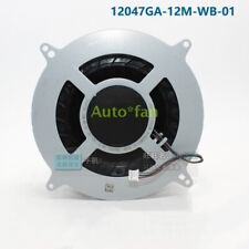 Brand New For PS5 NMB 12047GA-12M-WB-01 DC12V 2.4A Cooling Fan