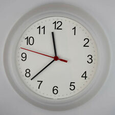 Novelty Back to Front Wall Mountable Clock