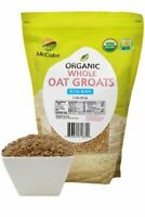 McCabe USDA ORGANIC Whole Oat Groats, 2-Pound