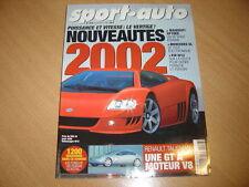 Sport Auto N°476 Avantime 3.0 V6.Aston Martin Vanquish.