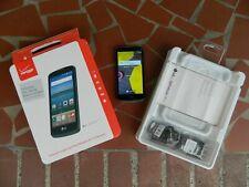 LG Optimus Zone 3 VS410LPP 4GB Black Verizon Smartphone NOT LOCKED