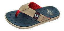 Cartago Barcelona Thong Men's Flip Flops Beach Pool Sandals 1239 Sand UK Size 10