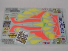 Nouveau TAMIYA Blitzer Beetle (2011) Décalques/Autocollants de pièces de rechange 19495689/9495689
