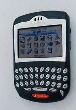 RARE BlackBerry 7230 - Black Vodafone Smartphone