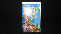 Toy Story Disney Presents VHS Clam Shell