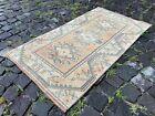Bohemian rug, Area rug, Turkish rug, Vintage rug, Handmade rug | 2,3 x 4,1 ft
