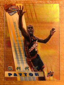 GARY PAYTON 1996-97 BOWMAN'S BEST SHOTS #BS2