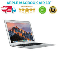 "Apple MacBook Air 13"" Core i5 1.8Ghz 8GB 256GB 2012 A Grade Waranty"
