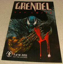 DARK HORSE COMICS GRENDEL WAR CHILD # 1 VF/VF+