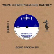 Wilko Johnson & Roger Daltrey, Going Back Home, NEW/MINT 7 inch vinyl single