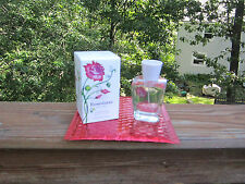 CRABTREE & EVELYN ROSEWATER EAU DE TOILETTE~3.4ozspray~~NEW in BOX~LARGE SIZE