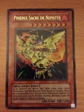 Carte Yu-Gi-Oh! DR3-FR125 Phoenix Sacré de Nephtys (Ultra Rare)