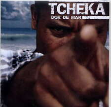 TCHEKA - rare CD album - Europe - Acetate album
