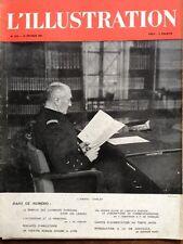 L'ILLUSTRATION 1941 N 5110 L'AMIRAL DARLAN.