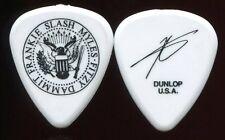 SLASH 2011 Solo Tour Guitar Pick!! MYLES KENNEDY concert Guns N Roses - Revolver