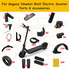 Hook Fender Waterproof Cover Tyre Brake Stickers For Segway Ninebot MAX Scooter