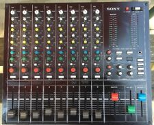 Sony Mxp21 Mixer Audio Régie Studio Broadcast