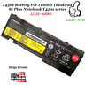 Genuine OEM T430s Battery For Lenovo ThinkPad 81 Plus Notebook T420s series 44Wh