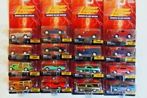 Johnny Lightning Red Card Series - Bulk (x 12 cars)