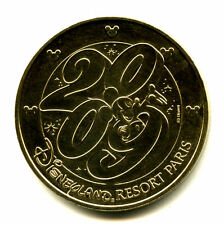 77 DISNEY 2009, 2008, Monnaie de Paris