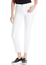 JOES Jeans Womens White Spotless Siouxsie Skinny Ankle Jeans Size 26