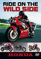 ATLAS EDITION - RIDE ON THE WILD SIDE - HONDA DVD