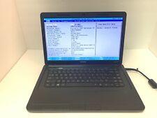 "New listing Laptop Compaq Presario 15"" Cq57 Amd C-50 2Gb Ram No Hdd Boot to Bios Read"