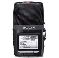 Zoom H2n Portable Magnétophone