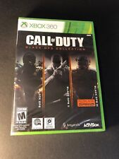 Call of Duty Black Ops Collection [ 3 Games in 1 Pack ] (XBOX 360) NEW