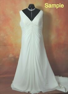 Romantica Collection Indiana wedding dress size 24