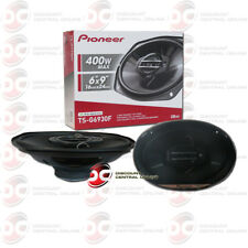 "BRAND NEW PIONEER 6 x 9-INCH 6"" X 9"" CAR AUDIO COAXIAL 3-WAY SPEAKERS PAIR 400W"
