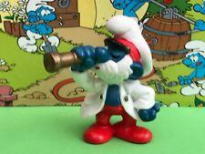 20141 Captain Papa Smurf Smurfs Schlümpfe  ©1981 Peyo Made in Hong Kong Schleich