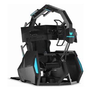 Acer Predator Thronos Air Massage Gaming Chair - No Monitor Included